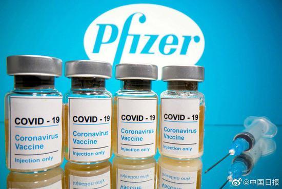 辉瑞正式向美国食品药品管理局申请疫苗紧急使用