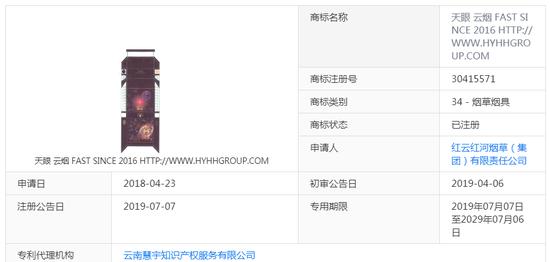 """中国""""天眼""""被烟草公司抢注商标 国之重器怎遭亵渎?"""