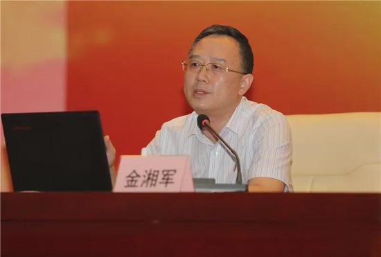 空缺近一年,天津市委秘书长明确图片