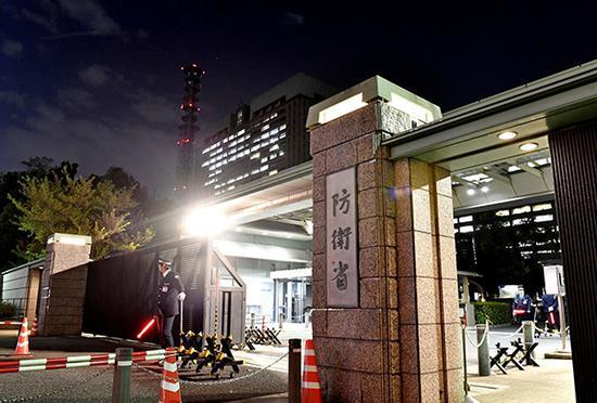 日本防卫省。东方IC 资料