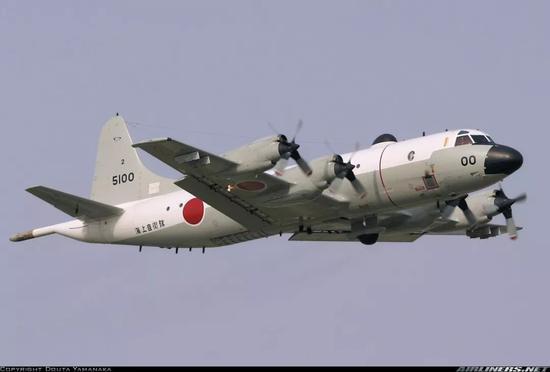 ▲日本自卫队P-3C查看机