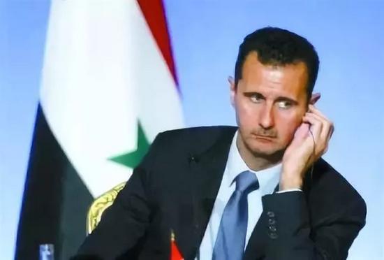 自叙利亚政权稳固之后,巴沙尔政权也稳固了