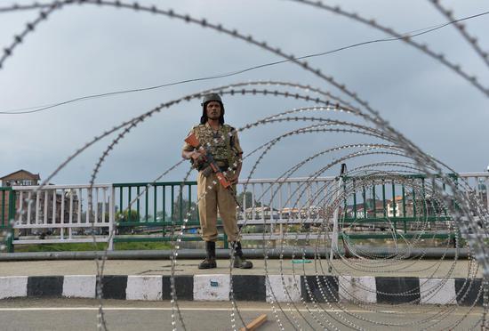 局勢升級 巴基斯坦或將軍隊部署至克什米爾邊境