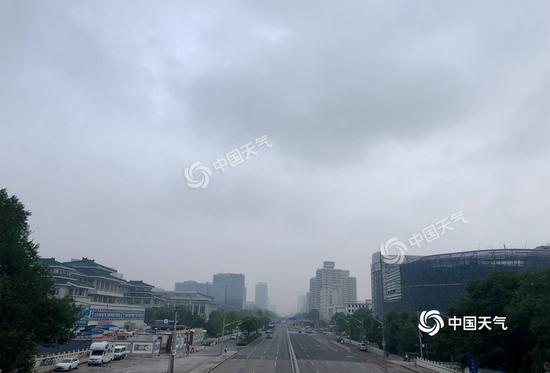 今日北京午后将迎雷阵雨 地质灾害风险仍较高|北京