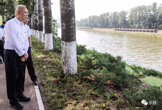 运潮减河岸边绿道串起沿途历史景观、文化资源