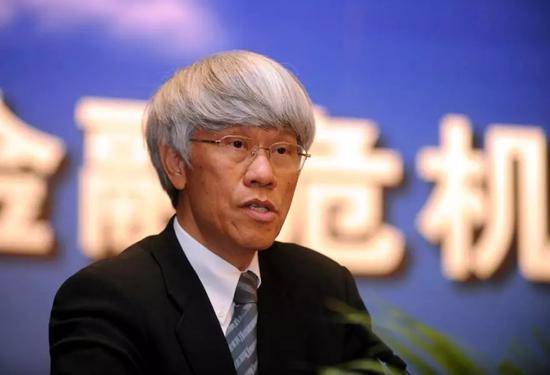 时任香港金融管理局总裁任志刚