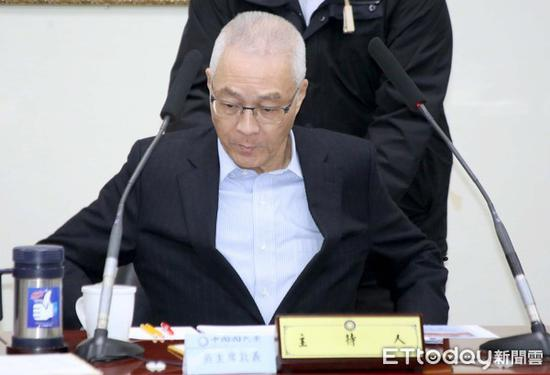 吴敦义选前信心喊话:全党上下一心下架民进党图片