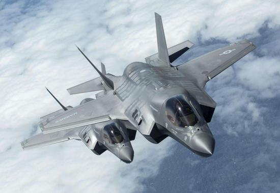 超220架F-35将部署印太 美吹响集结号是为针对谁?