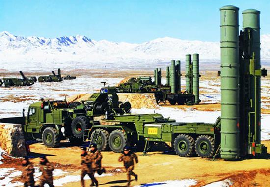 据俄媒报道,中国从90年代开始先后分四批购买了超过700枚S-300装备的导弹。