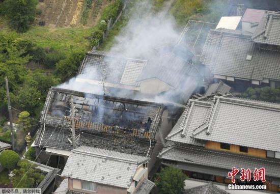 当地时间6月18日,日本大阪发生6.1级地震。日本气象厅的地震速报称,地震的震源位于大阪府北部,深10公里,这次地震不会引发海啸。