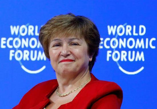 国际货币基金组织新一任总裁或将是她(图)|保加利亚|欧盟