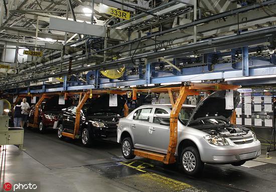 通用位于俄亥俄洛敦兹的工厂,今年3月停止生产  <p>- </p>         <div class=