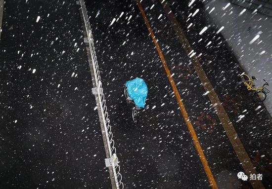 急速赛车8码必中:北京发布暴雪预警_气象专家:北京4月降雪正常