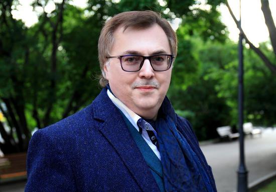 阿列克谢·马斯洛夫。