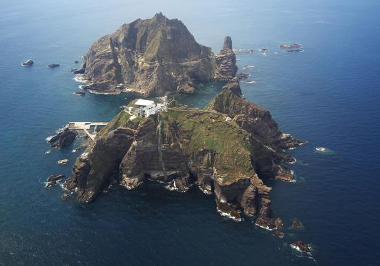 日本在奥运地图上强占独岛 朝鲜:觊觎我们领土|领土|朝鲜
