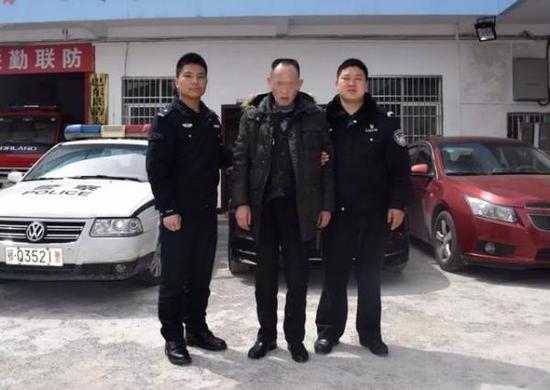 违法行为人被巴东县公安局行政拘留10日 警方供图