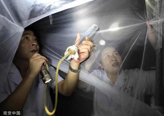 """中国疟疾防控70年:从""""谈疟色变""""到境内零感染"""