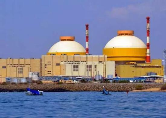 库丹库拉姆核电站(《印度斯坦评论》)