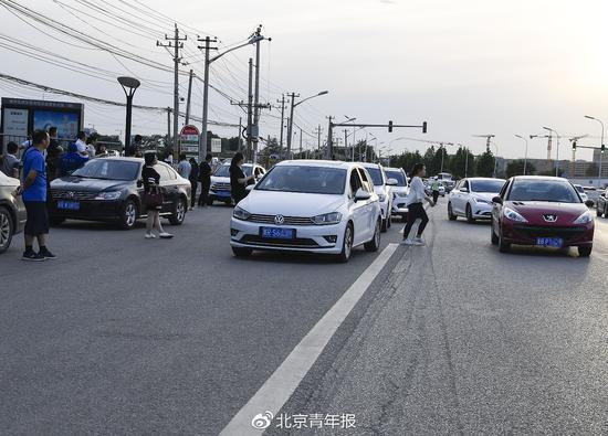 70万辆外埠车在北京长期使用