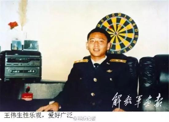 图片来源:军报记者