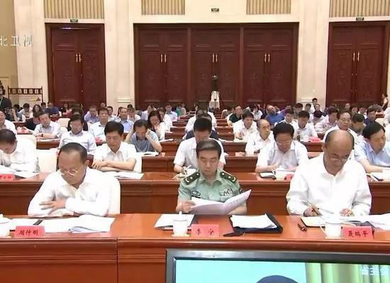 图片来源:河北新闻联播