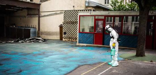 巴黎圣母院开展周边除铅治污工程 持续至少十天|治污