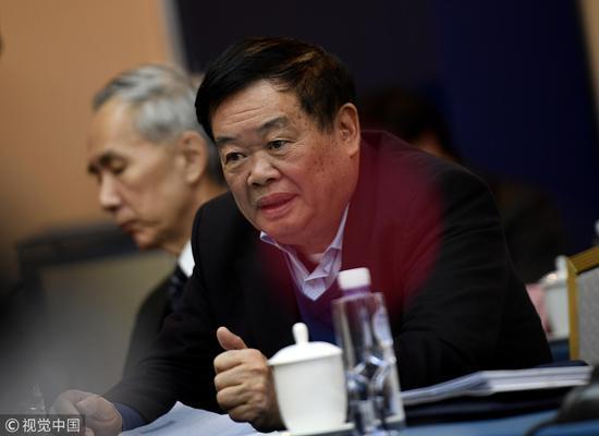 福耀玻璃集团创始人、董事长曹德旺 视觉中国 图