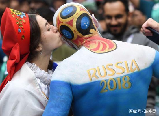 俄罗斯世界杯已于14日开幕。(图片来源:天空新闻网)