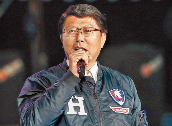 """谢龙介。(图片来源:台湾""""中时电子报"""")"""