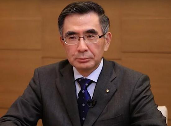 铃木汽车总裁铃木俊宏(Toshihiro Suzuki)