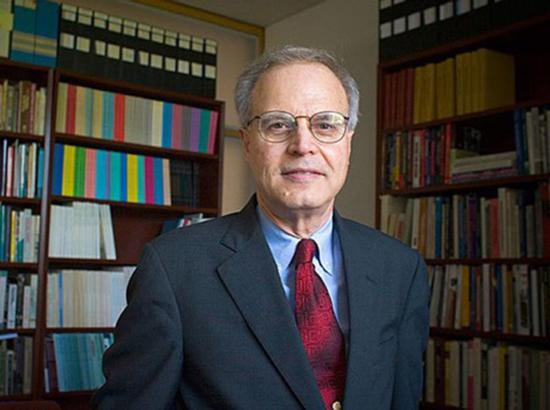 哈佛大学前政治学系教授豪尔赫·多明格斯。 哈佛大学校刊 资料图