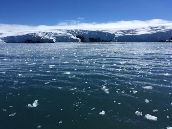 南极冰川融化速度加剧 低海拔区数亿居民受威胁