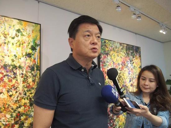 ▲前台北县长周锡玮(台湾联合新闻网)