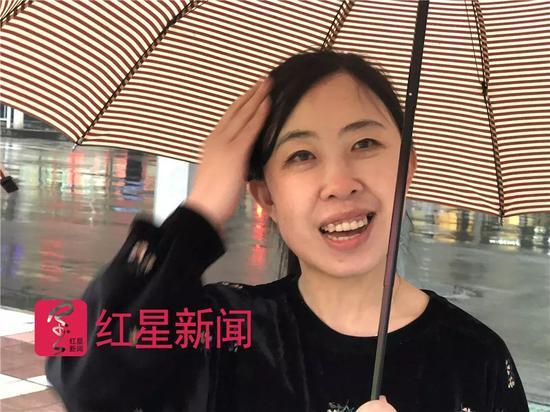 ▲ 现在的杨丽娟。图片来源红星新闻