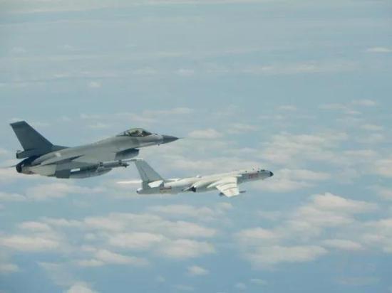 F16与轰6K
