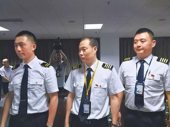 飞机机组人员
