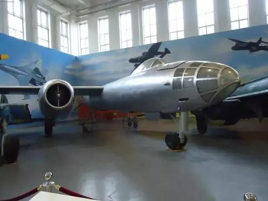 北京航空航天博物馆的伊尔-28
