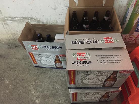 韦乐每晚要喝2-3瓶啤酒,称上瘾了。