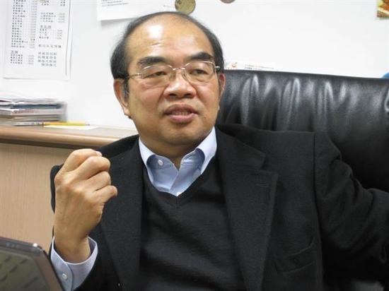 吴茂昆(资料图)