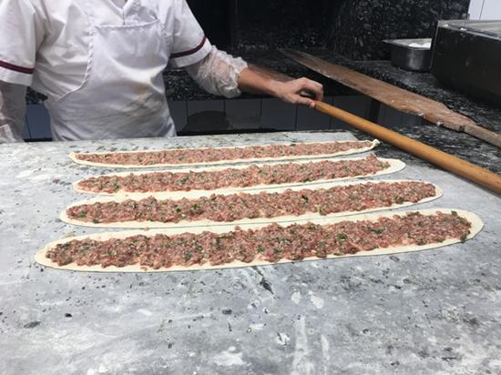 土耳其披萨