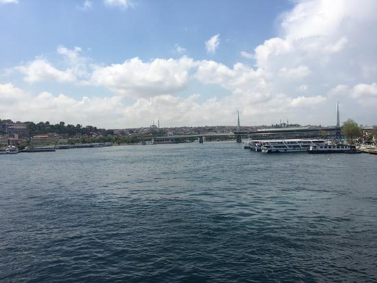 伊斯坦布尔的发源地金角湾