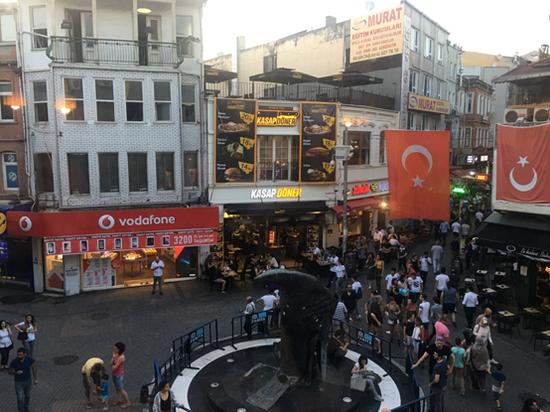 伊斯坦布尔市民生活一瞥