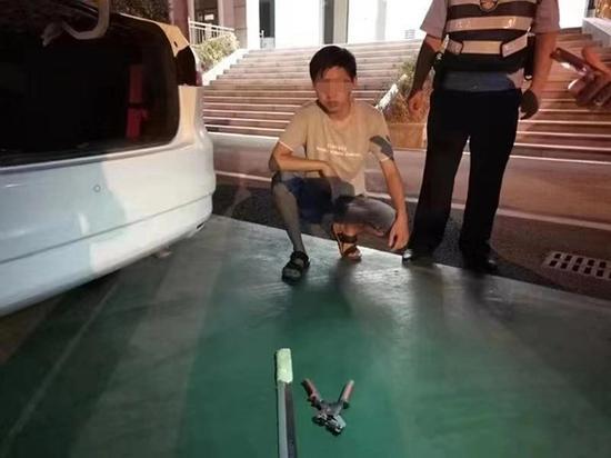 安徽男子约河南男子到武汉绑架一个人 结果栽了|网警|嫌疑人