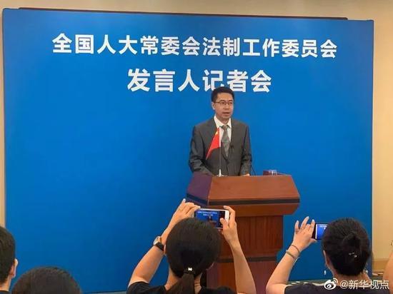 全国人大会否考虑香港政治体制改革?法工委回应|政治体制改革