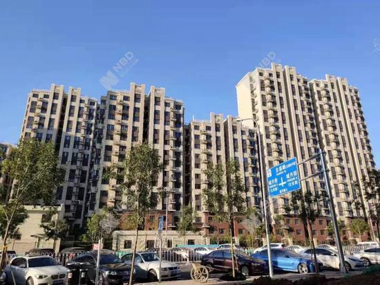 北京某成熟室第小区 图片来源:每经记者 王佳飞 摄