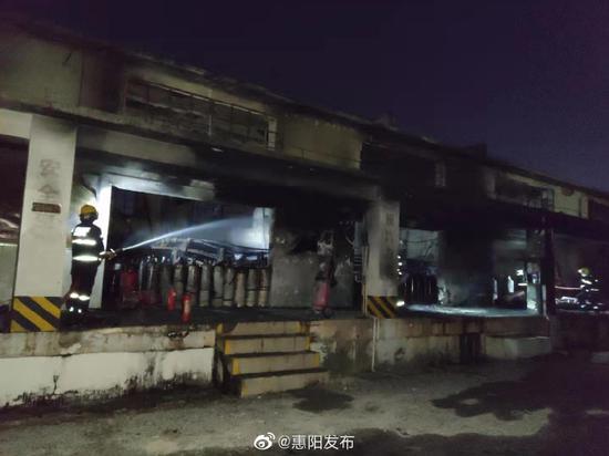 真人娱乐赌城 广西玉林一化工厂爆炸已致4死7伤 2人伤势较重