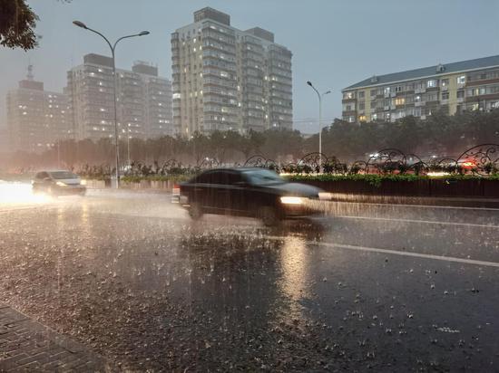 华东六省调整防汛应急响应 多地调整为最高级图片
