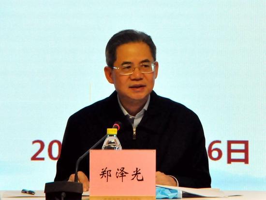 徐步出任中国国际问题研究院院长 此前任驻智利大使图片