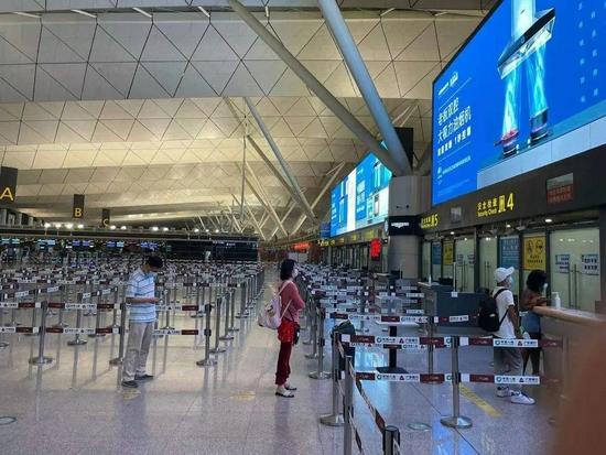 沈阳→北京,机场铁路恢复售票!
