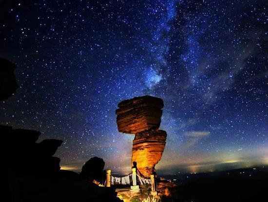 △图片来源:梵净山景区官网